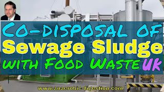 Image illustrates our video about sewage sludge co-disposal.