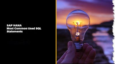 SAP HANA, SAP HANA Exam Prep, SAP HANA Tutorial and Materials, SAP HANA Prep