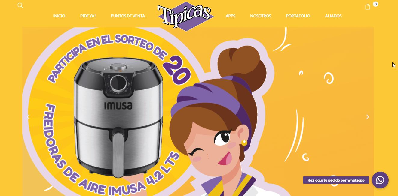 Promo Tipicas Empanadas 2021