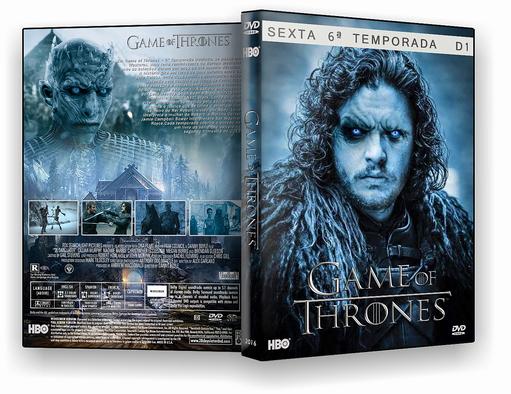 Game of Thrones 6ª Temporada HDTV 720p Dual Áudio IC Game 2Bof 2BThrones 2B6 25C2 25AA 2BTemporada 2BDisco 2B1