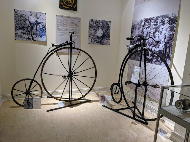 Things to do in Dungarvan: See the penny farthings at the Waterford County Museum
