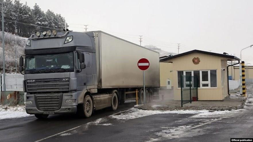 Εμπάργκο της Αρμενίας, για 6 μήνες, στις εισαγωγές τουρκικών προϊόντων