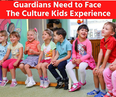 Guardians Need to Face the Culture Kids Experience