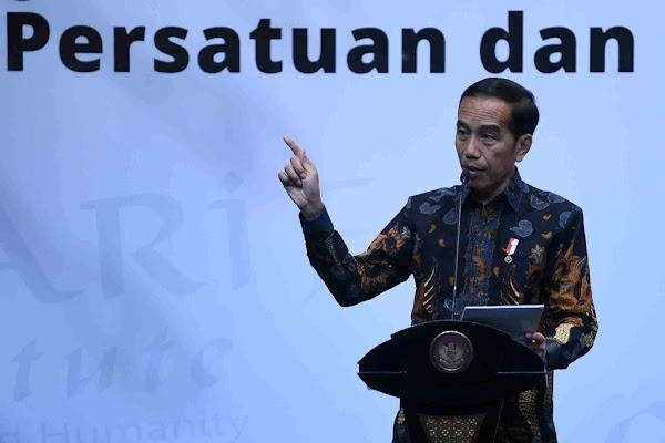 Jokowi Carikan Jabatan untuk Partai yang Belum di Kabinet