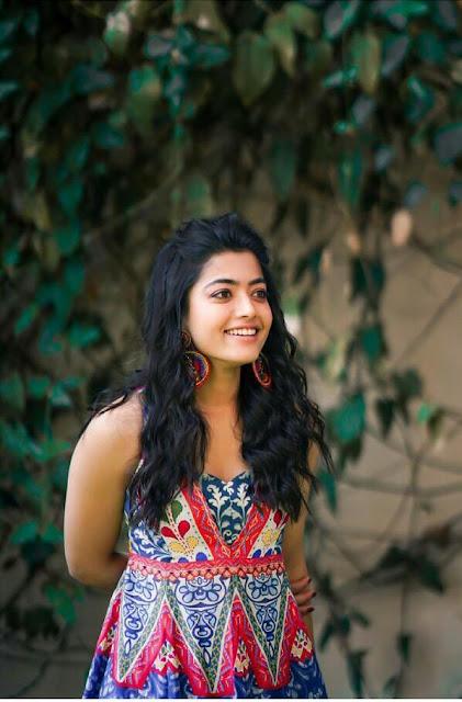 Rashmika Mandanna HD Wallpaper 2020