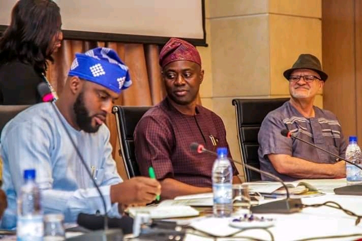 Oyo State Set to Turn Agribusiness Hub, Seyi Makinde and Ogundoyin Adebo Meets in Cotonou Photo1