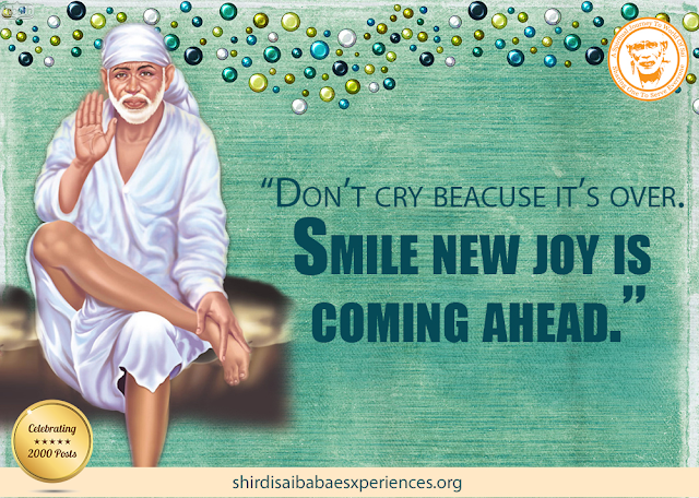 Baba Please Cure My Husband And Bless With A Baby - Anonymous Sai Devotee