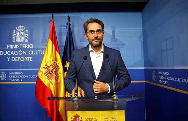 Màxim Huerta, el ministro breve