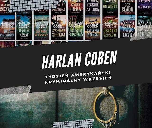 Dlaczego akurat Harlan Coben?