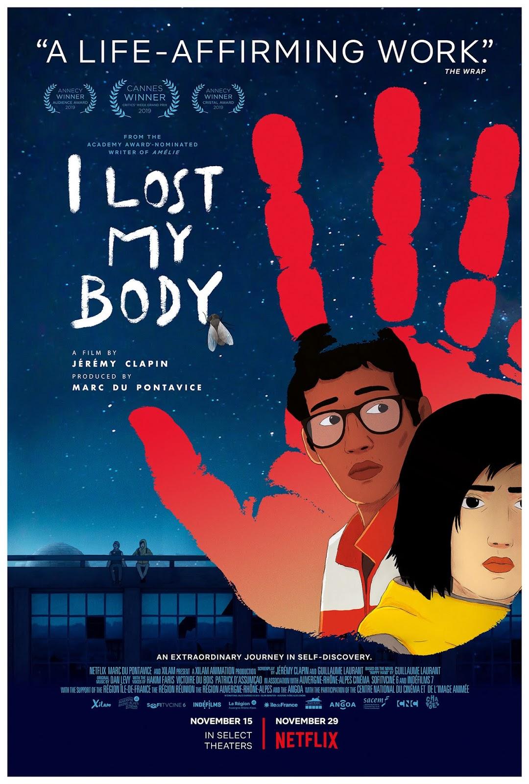 Tìm lại Chính Mình -I Lost My Body