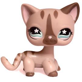Littlest Pet Shop Large Playset Cat Shorthair (#792) Pet
