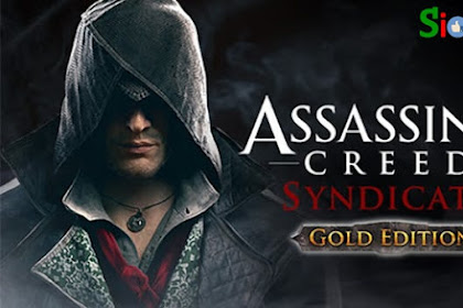 Free Download Game PC Laptop Assassins Creed Syndicate Gold Edition