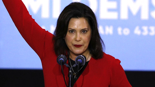 Michigan GOP Lawmakers Propose Resolution To Impeach Whitmer