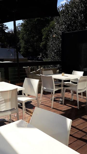 Ranges at Olinda Cafe Deck
