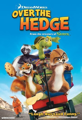 Over the Hedge 2006 Dual Audio Hindi 720p BRRip ESub 700MB