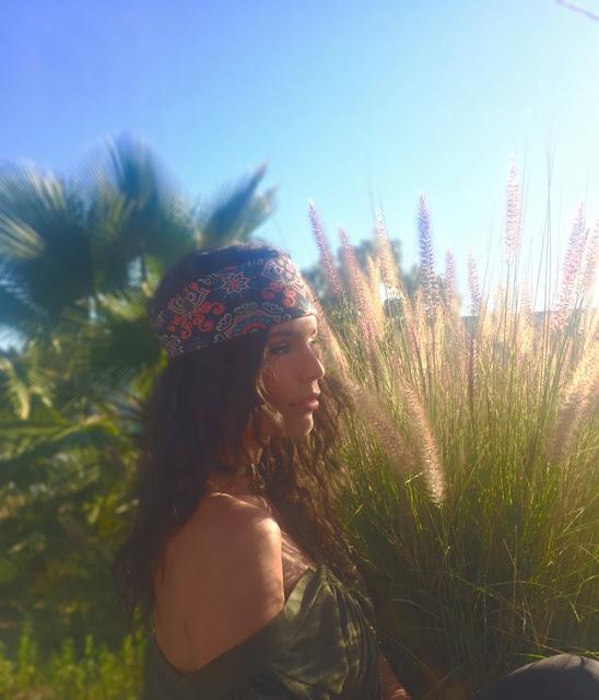 bandana headbands