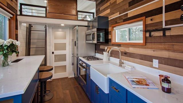 Tiny Living Chic Tiny Kitchen Ideas For Foodies And Chefs