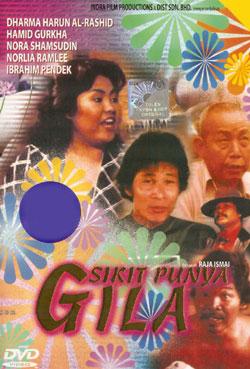 Renjes Malaya: Movie Retro - Sikit Punya Gila