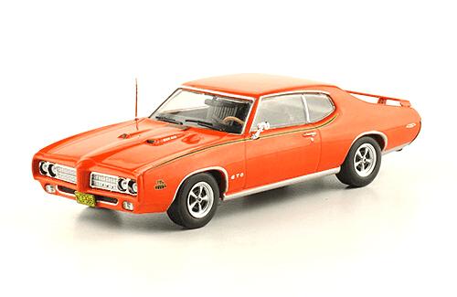 Pontiac GTO The Judge 1969 american car