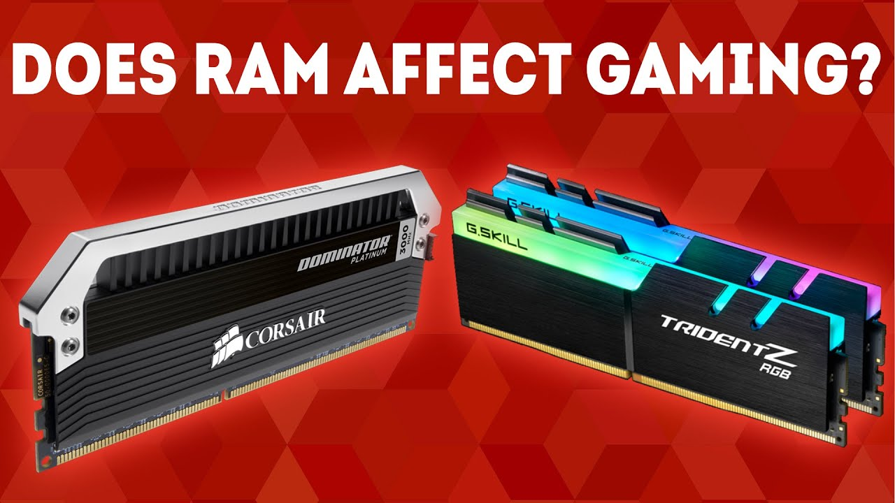 Does Ram Affect FPS