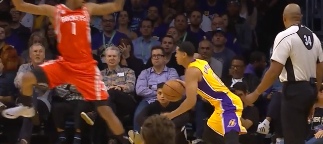 Jordan Clarkson's Game Highlights vs Rockets (VIDEO) 25 points in 25 minutes!