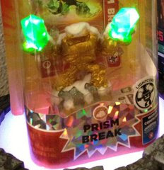 Prism Break Gold Skylander