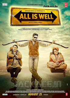 All Is Well Day Wise Box Office Collection