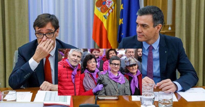 'Buenos días España' ahonda en la infame gestión del coronavirus: «El Gobierno lanzó a la muerte a miles de personas el 8 de Marzo»