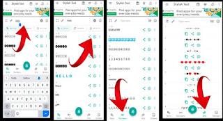 whatsapp-stylish-text-app kaise-use-kare