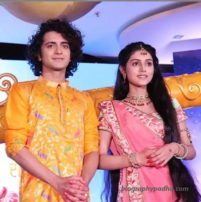 Mallika Singh With Sumedh Mudgalkar