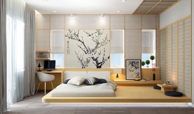 Thiết kế nội thất phòng ngủ Ruby City Ct3