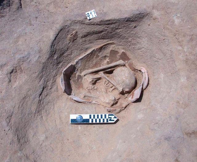 83 αρχαίοι τάφοι ανακαλύφθηκαν στο Δέλτα του Νείλου της Αιγύπτου