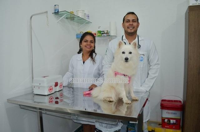 Consultório Veterinário Consulvet é inaugurado com sucesso em Guajará-Mirim