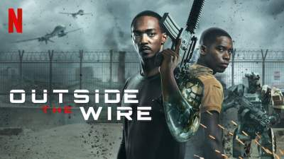 Outside The Wire 2021 Hindi Dual Audio Movies 480p