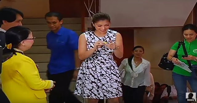 Angel Locsin And Anne Curtis Gamely Played Piko While Wearing Their Heels!
