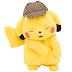 New Detective Pikachu Plush