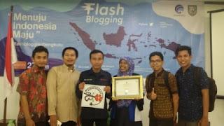 Sejuta cerita menjadi blogger bengkulu