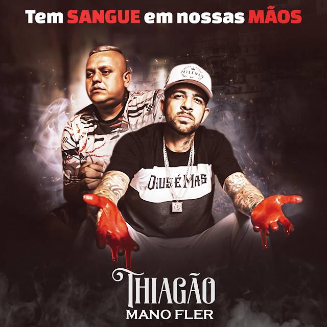 """Thiagão lança faixa do álbum """"No Topo"""" e prepara websérie"""