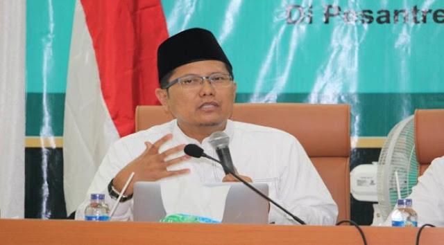 Keberatan Masjid dan Musala Ditutup, Ketua MUI: Yang Dilarang Itu Berkerumun