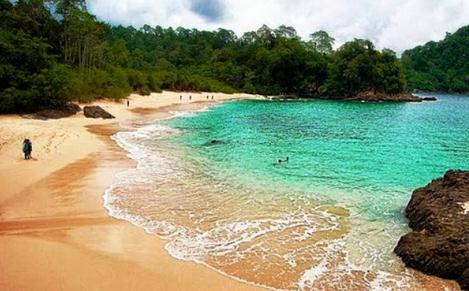 Tempat wisata pulau merah Jatim