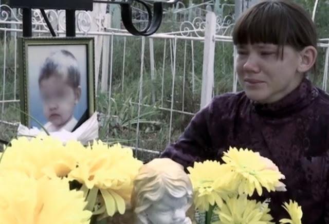 С молчаливого согласия матери сожитель забил 3-летнего ребенка!