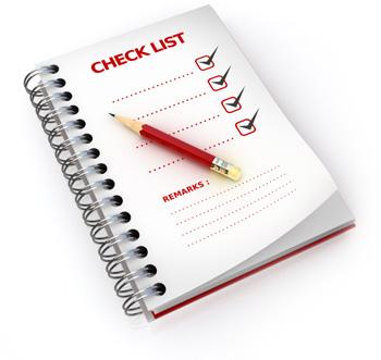 checklist fin du monde