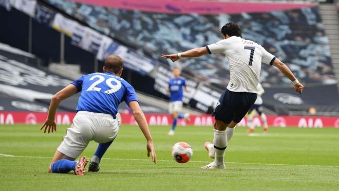 Video Tottenham - Leicester: Kane tỏa sáng, nuôi tiếp hy vọng