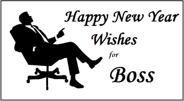 Best Happy New Year Wishes For Boss