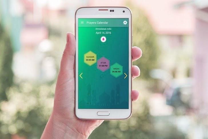 5 Aplikasi Android Jadwal Imsak Terpopuler dan Terbaik 2019