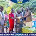 L'HONORABLE INNOCENT KAGBARA FAIT  DONS DE NON VIVRES AUX POPULATIONS DE TABLIGBO