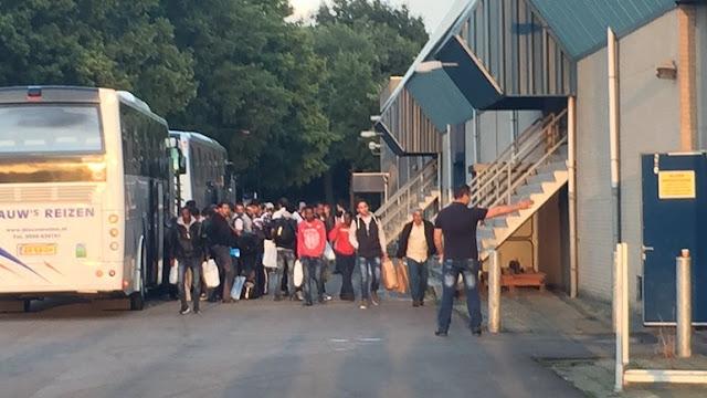 هولندا.. دائرة الهجرة والتجنيس الهولندية تكشف عن ارتفاع اعداد طالبي اللجوء في شهر أيلول الماضي