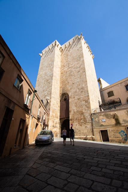 Torre dell'elefante-Cagliari