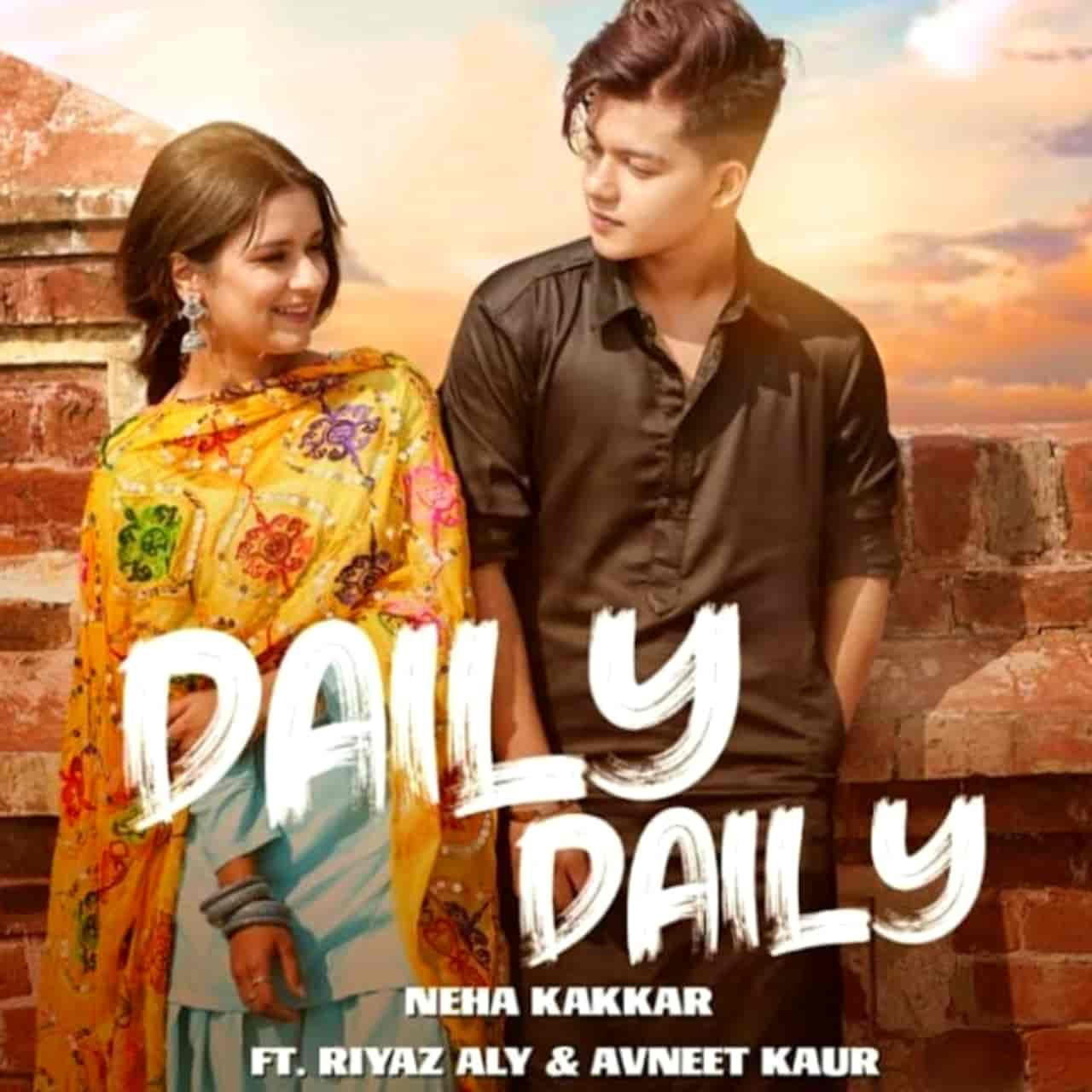 Daily Daily Punjabi Song Images By Neha Kakkar