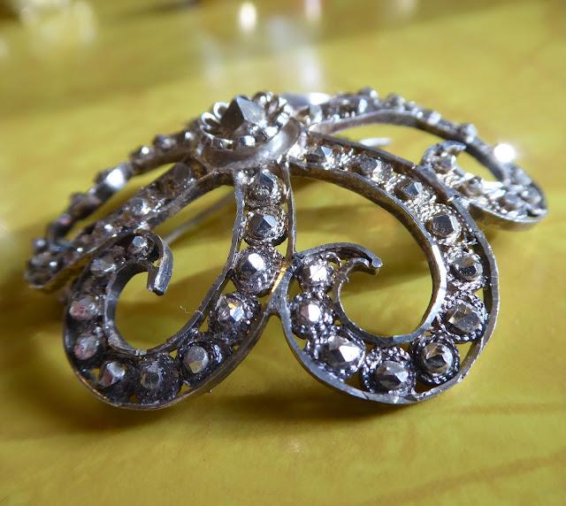 Gently Used Lot Z Vintage Silver Toned Earrings